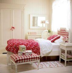 Casa de Boneca Decor: ♥ Quartos femininos decorados ♥