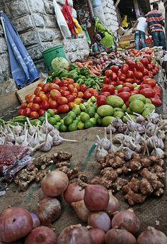Zanzibari food market  #studyabroad #ustabroad
