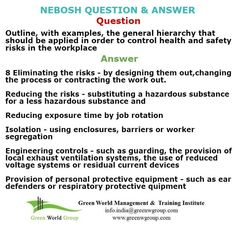 Safety officer question and answer. www.diplomacoursesonline.blogspot.in