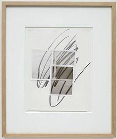 WILLIAM ANASTASI http://www.widewalls.ch/artist/william-anastasi/ #contemporary #art #conceptualart #minimalart
