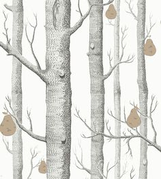 Woods And Pears Wallpaper by Cole & Son | Jane Clayton