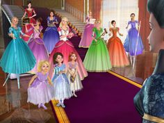 LeapFrog App Center: Barbie™ 12 Dancing Princesses