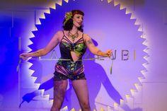 Tinker Bell at Helsinki Shake It! Burlesque Club