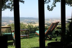 Bioagriturismo Il Troscione, Tuscany. Set in an organic vineyard and olive grove in the typical environment of the Maremma