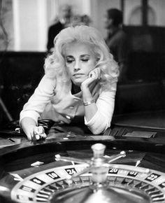 Jeanne Moreau, La Baie des Anges, Jacques Demy, 1963