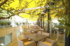 Orrery Restaurant - Marylebone, London: Provençal roof terrace in Central London