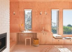 Clare Cousins Architects: Beach House - Mornington - Thisispaper Magazine