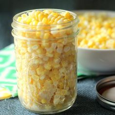 Preserve corn while it's cheap and at it's peak. Once you use this method, you'll never buy canned or frozen corn from the store again!
