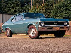 1968 Chevy Nova.