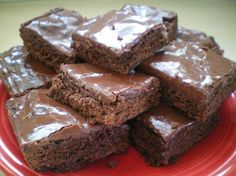 No Guilt Brownies (Diabetic) from Food.com:   Unbelievably rich and delicious!  Of course, the sugars mentioned in this recipe are diabetic sugars such as Splenda!