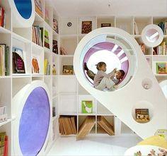 Unbelievable Bedrooms For Kids – 32 Pics