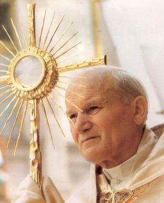 Beato Papa Juan Pablo II  Encuentra todo sobre su vida y santidad en www.aciprensa.com/juanpabloii