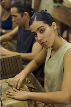 Cuban Cigar Factory Worker  https://www.pinterest.com/0bvuc9ca1gm03at/