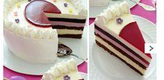 Wow, qué delicioso!Es un pastel tan hermoso que rara vez se ve, ¡y aún tan hermosamente decorado Pascua! Saludos… Ingredientes para un pastel (ø 22-24 cm)Para el bizcocho: 20 g de mantequil…