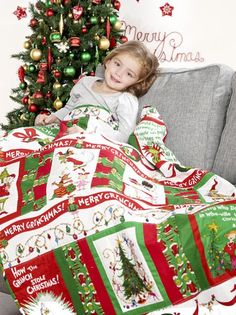 1000 Images About Grinch Quilt On Pinterest The Grinch
