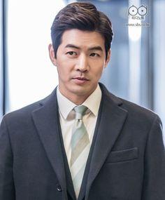 Lee sang yoon on whisper Korea drama 2017