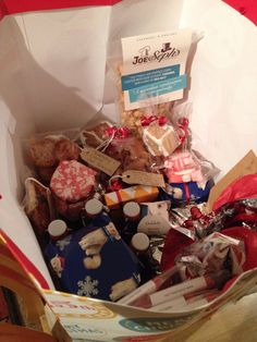 Christmas Cake Hamper Ideas : 1000+ images about 2013 Homemade Christmas Hamper on ...
