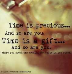 Sometimes when I think back, I'm disappointed in myself for wasting my time... but, everything happens for a reason... So eventually the time wasted will all make perfect sense... when it's time.