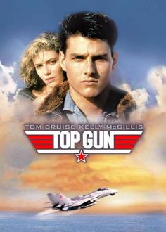 *TOP GUN ~ Tom Cruise...I feel the need..the need for speed!! Love, love, love this movie.