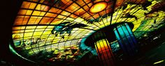 The Most Beautiful Subway Stops in the World - Formosa Boulevard Station Lomography, Most Beautiful, Fair Grounds, Colours, Explore, World, Travel, Taiwan, Cameras