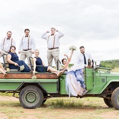 What an amazing wedding and couple ❤ Bushveld Weddings are so special and unique! Safari Wedding, South African Weddings, Natural Light Photographer, Happy Endings, Newlyweds, Portrait Photographers, Wedding Blog, Real Weddings, Wedding Photography
