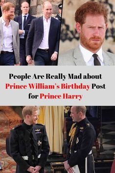 Any moves that any member of the royal family make are constantly ridiculed and pulled apart, piece by piece.