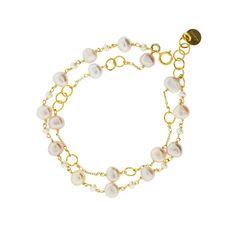 Allura Fresh Water Pearl Bracelet