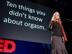 """""""Bonk"""" author Mary Roach delves into obscure scientific research, some of it centuries old, to make 10 surprising claims about sexual climax, ranging from the bizarre to the hilarious. (This talk is aimed at adults. Most Popular Ted Talks, Most Popular People, The Power Of Introverts, Let Them Talk, Self Development, Personal Development, Self Improvement, Self Help, Decir No"""