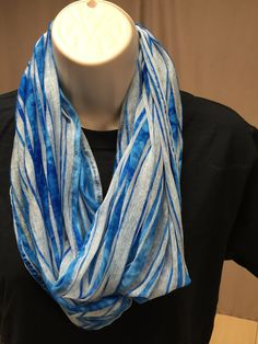 INFINITY SCARF by NanasSweeties51 on Etsy