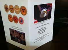 I am not techy at all, so I was very grateful to find an on line resource for the Eagle Program. It turned out great. Cub Scouts, Girl Scouts, Eagle Scout Ceremony, Scouting, Eagles, Grateful, Education, Ideas, Eagle
