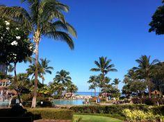 The Westin Ka'anapali Ocean Resort Villas  Maui, Hawaii