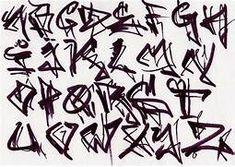 3 Style of Graffiti Alphabet by Sheik || Graffiti Tutorial