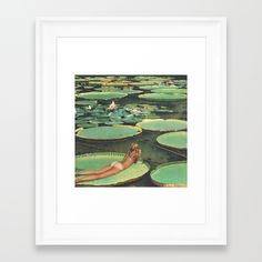 LILY POND LANE Frame