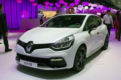 Renault dropped a special edition of its new Clio RS at the Geneva Motor Show, bringing the latest member of its Monaco GP family. Clio Rs, Book Value, Geneva Motor Show, Used Cars, Monaco, Cars For Sale, Carry On, News
