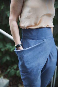 Perfect Pants for Travels. #MatterPrints