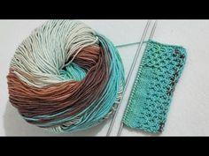 İDDİA EDİYORUM DAHA KİBARI YOK❕ HEM LASTİK HEM DE ÖRGÜ MODELİ 😍#KNITTING TIRE MODEL#şiş örgü#croche - YouTube Knit Headband Pattern, Knitted Headband, Knitted Hats, Baby Patterns, Knitting Patterns, Knitting Videos, Christmas Knitting, Knit Fashion, Wraps