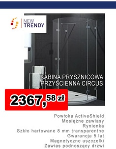 NewTrendy Kabina Prysznicowa Przyścienna CIRCUS Lockers, Locker Storage, Cabinet, Furniture, Home Decor, Clothes Stand, Decoration Home, Room Decor, Closet