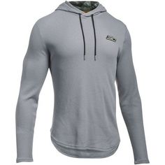 Under Armour Men's SC30 Thermal Long Sleeve Hooded Basketball Shirt