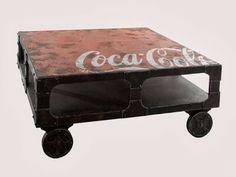 Lorena Cavalcanti: Coca-Cola ganha móveis oficiais