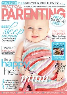 Practical Parenting March 2013  #magsmoveme  http://au.lifestyle.yahoo.com/practical-parenting/
