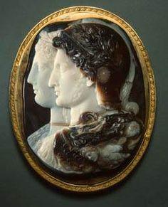 The Gonzaga Cameo  3rd century BC