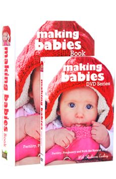 Making Babies book & DVD's  - LOVE. THIS! #t2hmkr