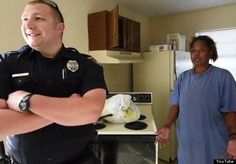 Grandmother Caught Stealing Eggs To Feed Family Is Left Overwhelmed By Kind Policeman