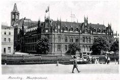 Postcards of the Past - Vintage Postcards of Bydgoszcz, Poland