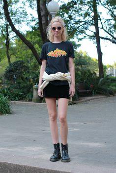 Street Style Sydney / Anastazia
