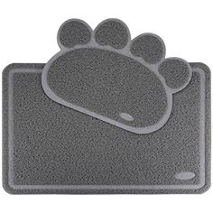 Ollieroo Premium Free Cat Litter Mat Set Extra Large Tracking litter Control Kitty Litter Mats 2pcs *** Check this awesome product by going to the affiliate link Amazon.com at the image.