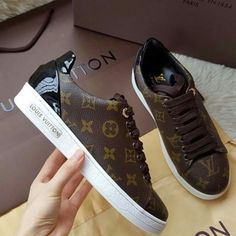 - The best collection of LUIS VUITTON shoes to wear in all kinds of events. Modern… The best collection of LUIS VUITTON shoes to wear in all kinds of events. Modern designs for men, women and children. Lv Shoes, Cute Shoes, Me Too Shoes, Shoe Boots, Shoes Heels, High Heels, Lv Sneakers, Sneakers Fashion, Fashion Shoes