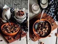 Coconut Raisin Granola