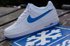 Nike Air Force 1 Low | White / Photo Blue