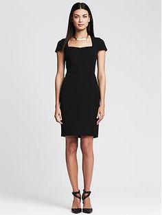 How to Get More Wear from Basic Dresses - The best way to get the most out of basic dresses is to keep the word basic in mind.  The simpler the dress the more you can do with it.  You will probably find tricky necklines, embellishments and novelty treatments, like ruffles, cut-outs, pleating, and more, difficult to work with.  In addition, to get the most out of your basic dresses buy them in neutral shades that can be accessorized with a variety of different colors.